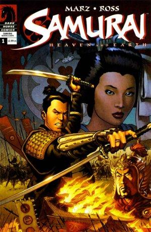L'Âme du samouraï édition Issues V1 (2004 - 2005)