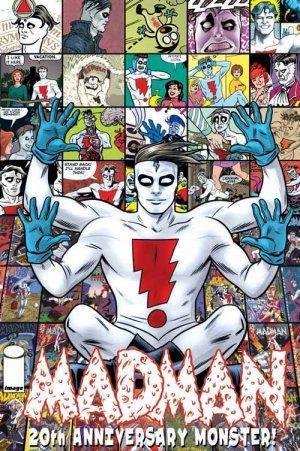 Madman 20th Anniversary Monster édition TPB hardcover (cartonnée)