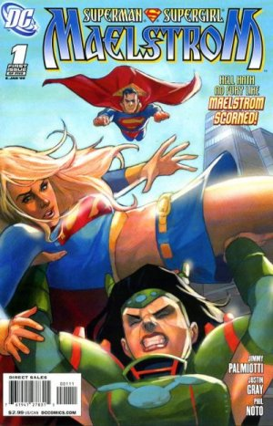 Superman / Supergirl édition Issues