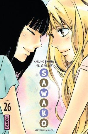 couverture, jaquette Sawako 26  (kana)