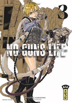 No Guns Life T.3