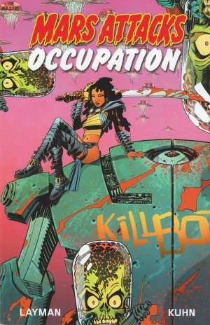 Mars Attacks - Occupation édition TPB softcover (souple)