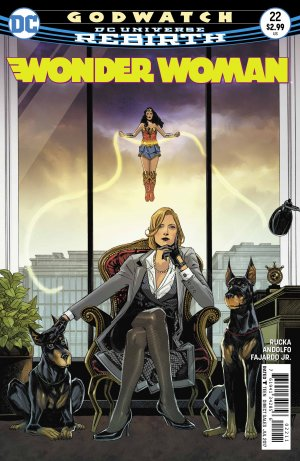 Wonder Woman # 22 Issues V5 - Rebirth (2016 - en cours)