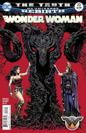 Wonder Woman # 23