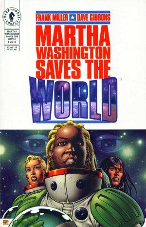 Martha Washington Sauve le Monde édition Issues (1997 - 1998)