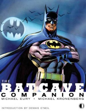 The Batcave Companion édition TPB softcover (souple)