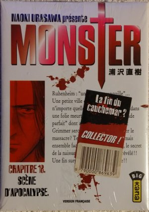 Monster édition Collector 18+Monstre sans nom