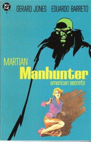 Martian Manhunter - American Secrets édition Issues