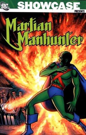 Showcase Presents - Martian Manhunter édition TPB softcover (souple)