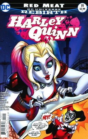 Harley Quinn # 19 Issues V3 (2016 - Ongoing) - Rebirth
