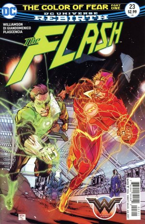 The Flash - Rebirth # 23 Issues V5 (2016 - Ongoing) - Rebirth