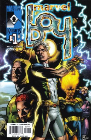 Marvel Boy # 1 Issues (2000 - 2001)