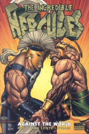 The Incredible Hercules édition TPB softcover (souple)