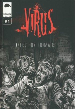 Virus édition TPB softcover (souple)