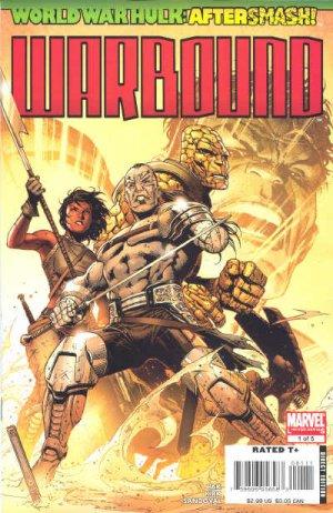 World War Hulk Aftersmash - Warbound édition Issues