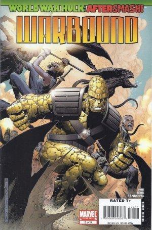 World War Hulk Aftersmash - Warbound 2