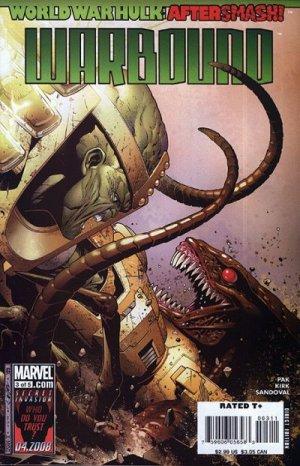 World War Hulk Aftersmash - Warbound 3