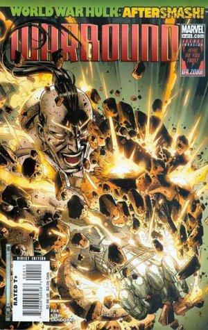 World War Hulk Aftersmash - Warbound 4