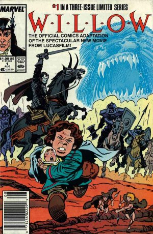 Willow - The Official Comics adaptation of the movie édition Issues (1988)