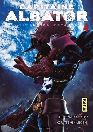 couverture, jaquette Capitaine Albator : Dimension voyage 4  (kana)