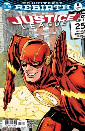 Justice League # 8