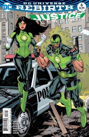 Justice League # 6