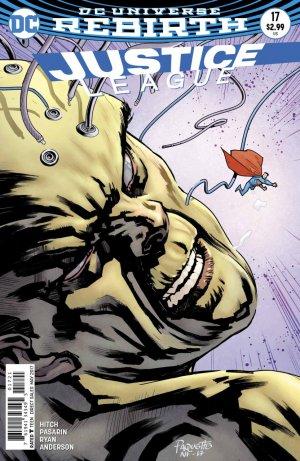 Justice League # 17