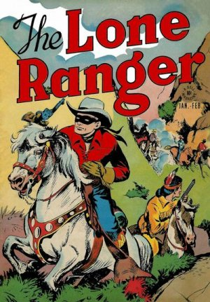 The Lone Ranger édition Issues (1948 - 1962)