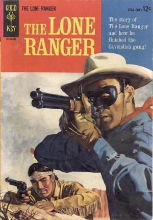 The Lone Ranger édition Issues (1964 - 1977)