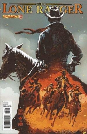 The Lone Ranger # 2