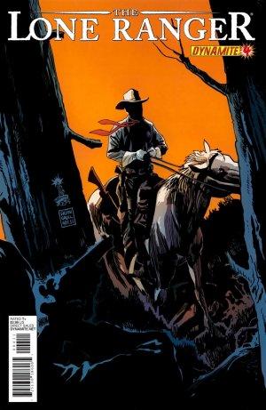 The Lone Ranger # 4