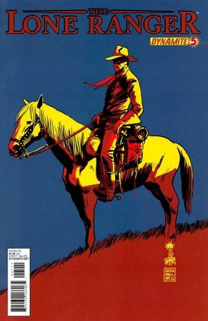The Lone Ranger # 5
