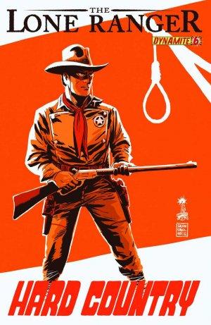 The Lone Ranger # 6