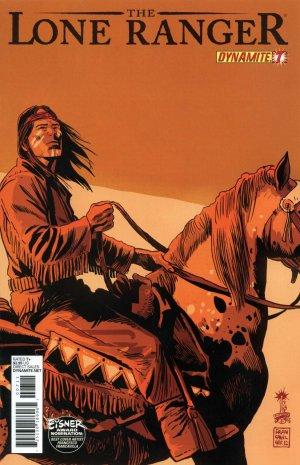 The Lone Ranger # 7