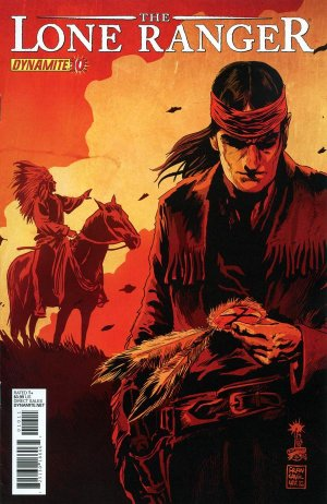 The Lone Ranger # 10