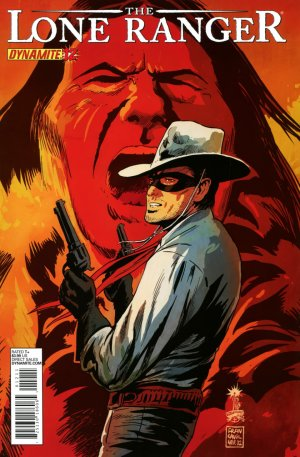 The Lone Ranger # 12