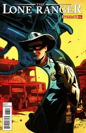 The Lone Ranger # 13