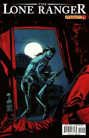 The Lone Ranger # 14