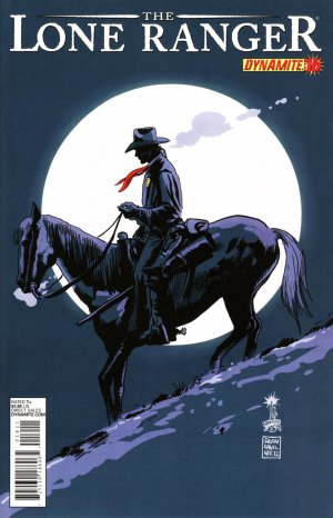 The Lone Ranger # 16