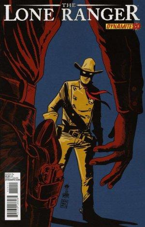 The Lone Ranger # 20