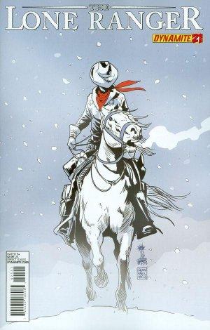 The Lone Ranger # 21