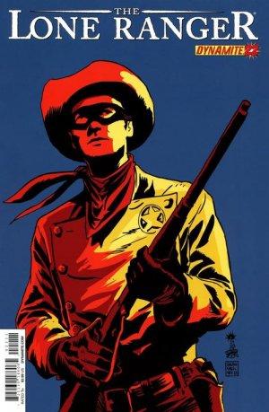 The Lone Ranger # 22