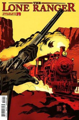 The Lone Ranger # 24