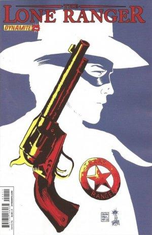 The Lone Ranger # 25