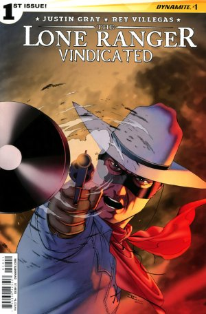 The Lone Ranger - Vindicated édition Issues (2014 - 2015)