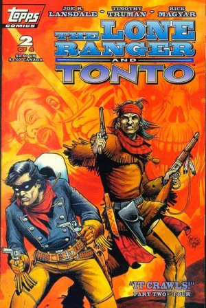 The Lone Ranger And Tonto 2