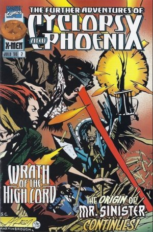 Further Adventures of Cyclops and Phoenix # 2 Issues