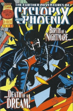 Further Adventures of Cyclops and Phoenix # 3 Issues
