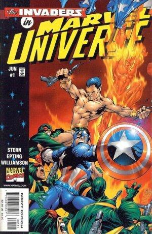 Marvel Universe T.1