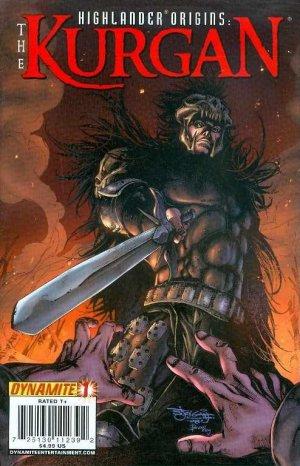 Highlander Origins - The Kurgan édition Issues (2009)